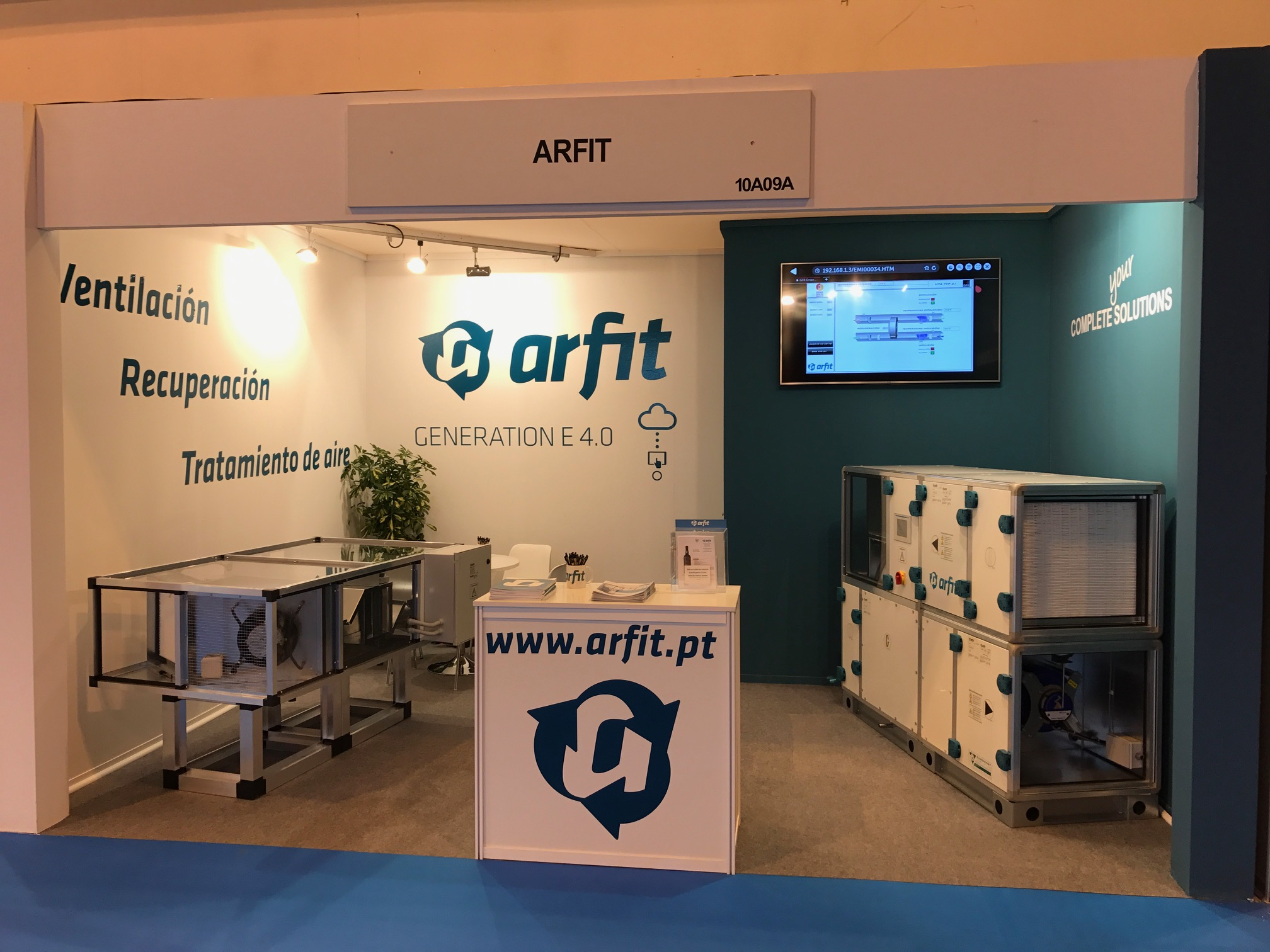 STAND ARFIT1